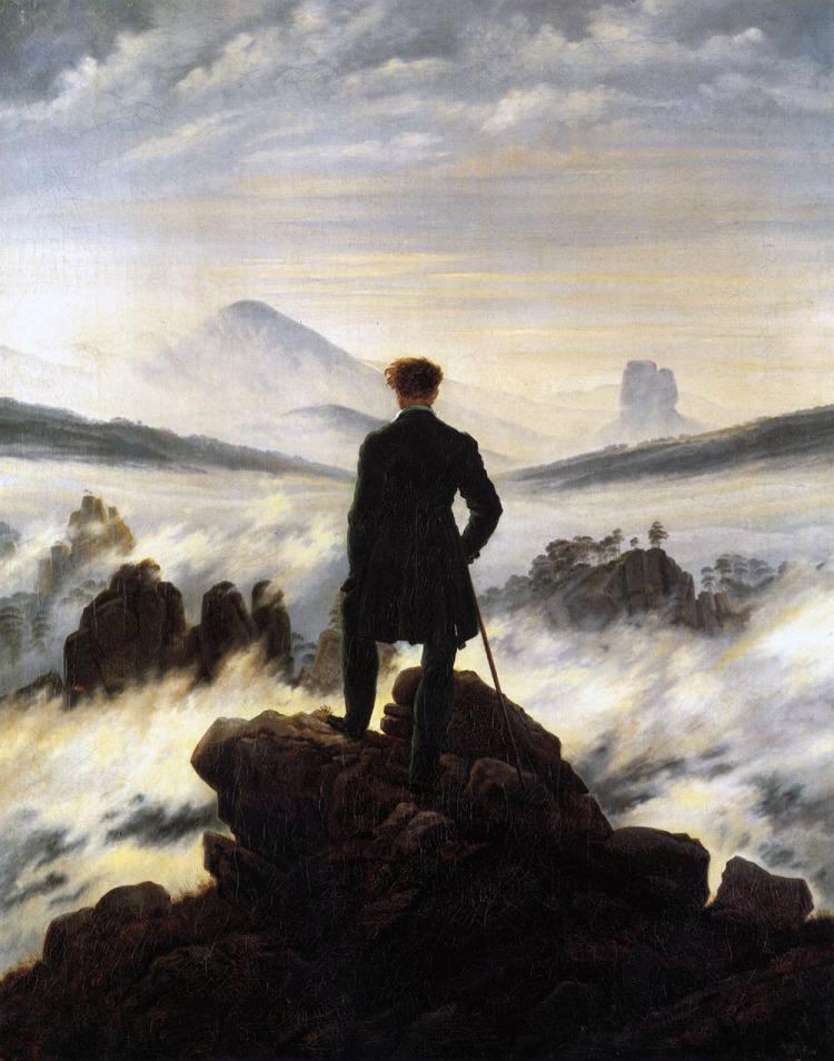 Viandante-sul-mare-di-nebbiax