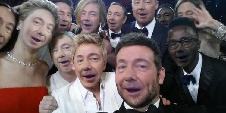 selfie  kevin