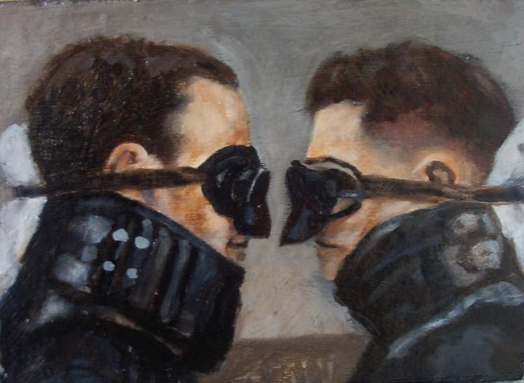 The Duel (Mensur)