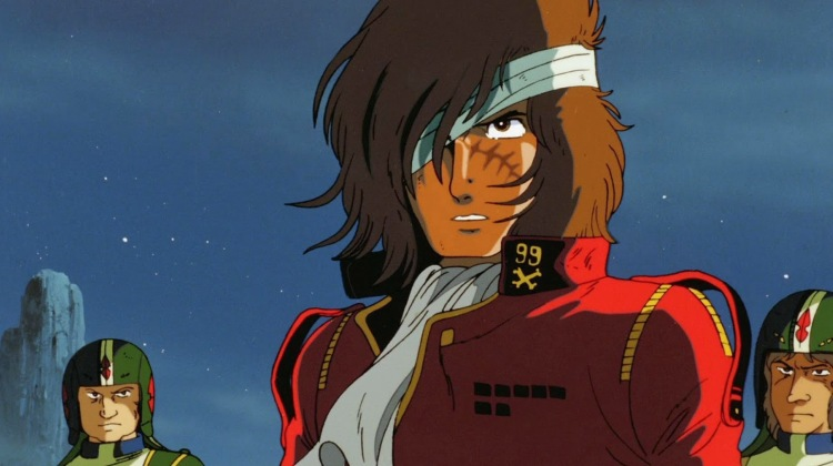 CAPITAN HARLOCK AL CINEMA IN ITALIANO, DATE, TRAILER E TRAMA
