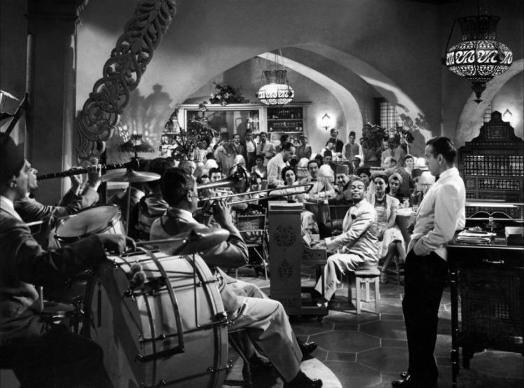 Ricky's bar Casablanca