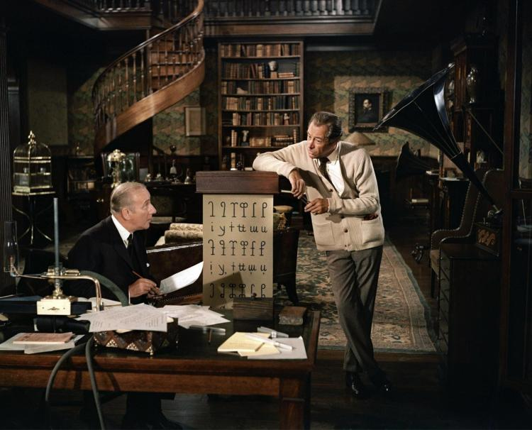 still-of-rex-harrison-and-wilfrid-hyde-white-in-my-fair-lady-(1964)-large-picture